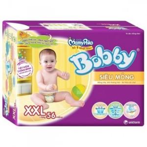 Tã dán Bobby XXL56