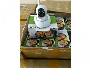 Camera IP wifi 2 anten hoạt động độc lập