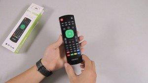 Chuột bay Kiwi999 điều khiển dành cho android box, smart tivi, pc laptop
