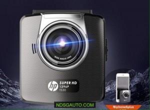 Camera hành trình HP- F530 WDR, siêu nét 2K