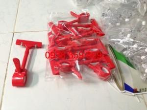 kẹp nhựa, kẹp nhựa 2 đầu, wobbler kẹp nhựa, kẹp nhựa quảng cáo, kẹp nhựa giá rẻ