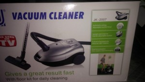 Hà Nội - Máy hút bụi vacuum cleaner JK-2007 - 2400W (Đỏ)