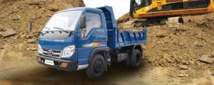 Xe tải ben forland auman tải trọng từ 2.5 tấn đến 17.3 tấn thaco trường hải