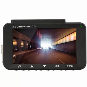 Camera hành trình HP F890g GPS ADAS 2 mắt
