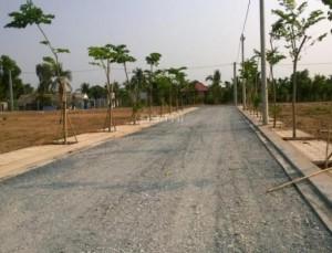 Đất gần chợ Bình Chánh, SHR, 4.3 triệu/m2, tặng sổ tiết kiệm trị giá 10 triệu đồng