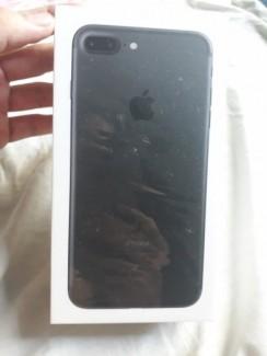Bán iphone 7 Plus màu đen 256 gb  hàng sách tay chưa qua  sử dụng