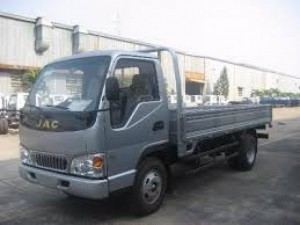 Xe tải JAC công nghệ ISUZU 1.9T