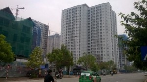 Mở bán chung cư A14 B2 Nam Trung yên giá cực...