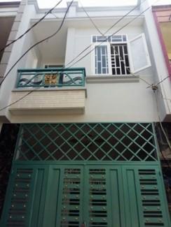Nhà đường Hương Lộ 2 quận Bình Tân