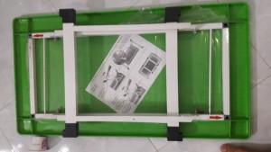 Bàn nhựa chân sắt hộp sơn tĩnh điện rẻ nhất