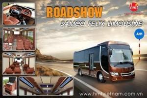 Ô tô giá rẻ: samco felix limousine