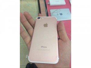 iPhone 7 128 hồng chưa sài