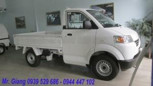 Xe tải Suzuki Pro 750kg thùng lửng
