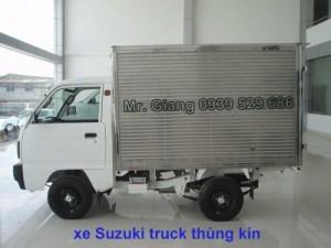 Xe tải Suzuki Carry Truck 650kg thùng lửng