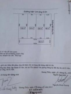 cần bán đất giá rẻ đường Tôn Thất Sơn ,phường Thủy Phương,thị xã Hương Thủy ,tỉnh Thừa Thiên Huế hỗ trợ vay vốn 70%
