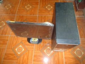 Bộ máy tính bàn P31 card rời asus và màn hình hp 20,5 đèn led đời cao
