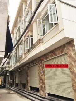 Khu nhà ở cao cấp 4 tầng gần Chợ Đôn hướng ĐB-TN,oto đỗ cửa,sân cổng riêng,tiện KD. Giá 1.9–2.35 tỷ