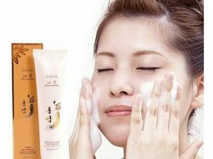 Sữa rửa mặt Dr Snow nhân sâm Hàn Quốc