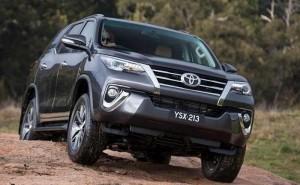 Bán Toyota Fortuner 2.4G, máy dầu, số sàn,...