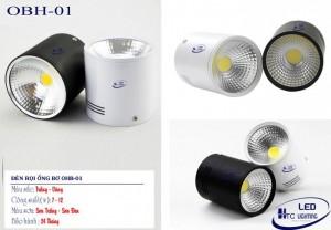 Đèn ống bơ  001