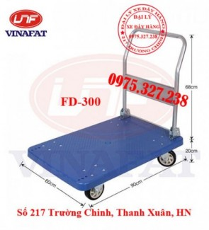 Dịch vụ bán và cho thuê xe đẩy hàng giá rẻ tại Hà Nội
