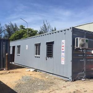 Cho thuê mua bán container kho văn phòng tại Quy Nhơn