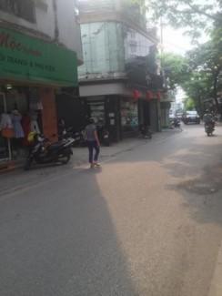 Bán nhà mặt phố Nguyến Công Hoan Ba Đình DT53m2  mặt tiền 4,5m