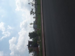 Đất bán Bình Khánh 113m2 - hướng tây