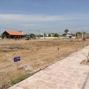 Đất nền được bồi đắp đã hơn gần 10 năm nên có thể xây dựng ngay