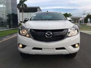 Bán xe Mazda BT 50 màu trắng . cam kết giá rẻ nhất Vĩnh Phúc
