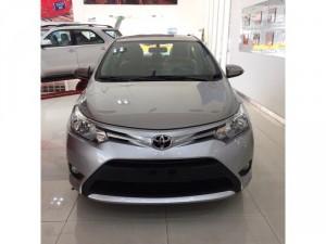 Bán Toyota Vios 1.5E CVT số tự động, trả góp lãi suất thấp, khuyến mãi 50TR