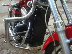 Moto Rebel NC 170 có két nước,bstp ngay chủ