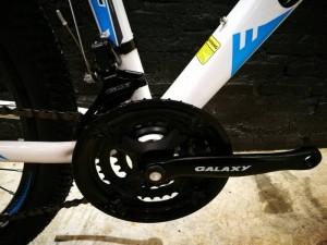 Xe đạp Galaxy MT16 2017, mới 100%, miễn phí giao hàng