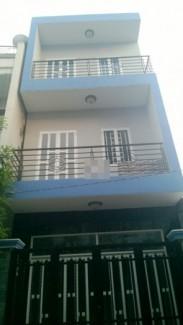 Nhà Hẻm Thông 10m KD Tân Sơn Nhì 2.5 lầu DT 5x29m