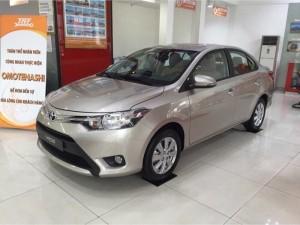 Khuyến mãi Toyota Vios số tự động 2017 giao...
