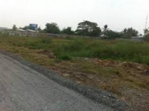 Đất mặt tiền, quốc lộ 22 ngay kcn tân phú trung, shr, xây tự do