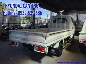 Hyundai h100 thùng lửng tải 1,25 tấn