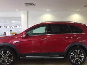 Bán xe Chevrolet Captiva 2017 hoàn toàn mới