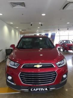 Bán xe Chevrolet Captiva 2017 hoàn toàn mới | Giá tốt từ đại lý Chevrolet Phú Mỹ Hưng | Gọi ngay!