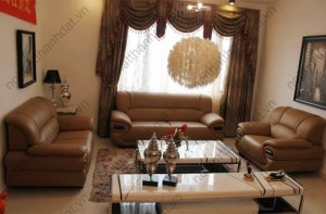 + Bộ ghế sofa 2+2+1 làm cho chú Dũng nhà khu biệt thự D3 quận Bình Thạnh . Chủ nhà là họa sĩ rất am hiểu về nội thất và rất thích bộ ghế bên em làm nhé . Giá tham khảo ghế cao cấp : 25.000.000 VND .