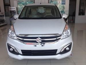 Bán Suzuki Ertiga 2017 - 7 chỗ ngồi, Nhập khẩu - chỉ cần 130tr giao xe ngay