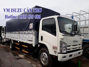 VM ISUZU FN129 máy isuzu tải 8,2 tấn tổng trọng tải 12,9 tấn, Vm isuzu cần thơ