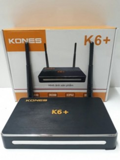 Android box Kones K6+