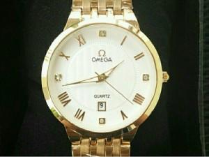 Đồng hồ OMEGA số la mã 1 lịch