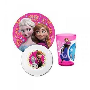 Bộ Ăn Nhẹ Disney Frozen 4 Món Cho Bé