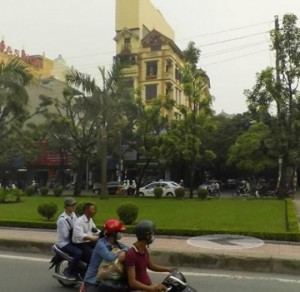 BÁN NHÀ GẤP 2MP Hoàng Quốc Việt,Q.Cầu...