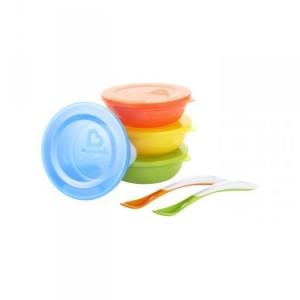 Bộ Ăn Dặm Munchkin 10 Món Cho Bé