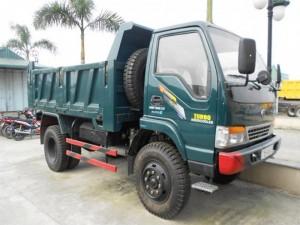 Mua xe tải ben Chiến thắng giá ưu đãi