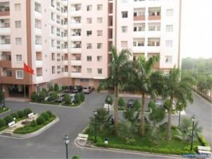 Cho thuê Penhouse  chung cư Him Lam 6A khu Trung Sơn  H.Bình Chánh 200m, 4 phòng ngủ, 17tr/th