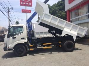 Xe Ben Hino 4.5 tấn